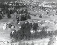 Aerial View of Camp Polk