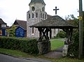 Plumpton Green Church lych gate.JPG