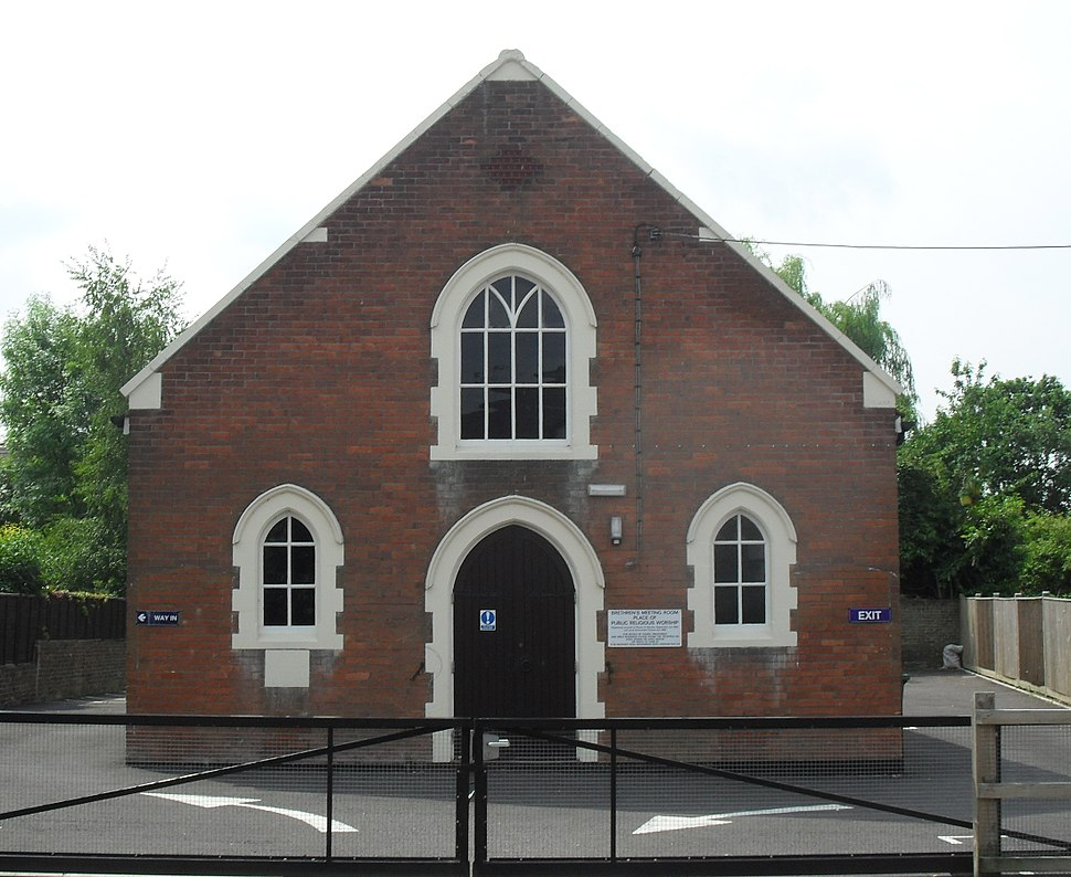 Plymouth Brethren Chapel, Broadbridge Heath