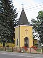 Podlaskie - Brańsk - Brańsk - Bielska, Boćkowska - Kapliczka 20110903 01.JPG