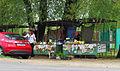 Pohreby (Brovary) marketplace.JPG