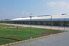 Aurangabad Airport - Wikipedia, the free encyclopedia