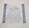 Ponte Buggianese Italo Spadoni plaque 01.JPG