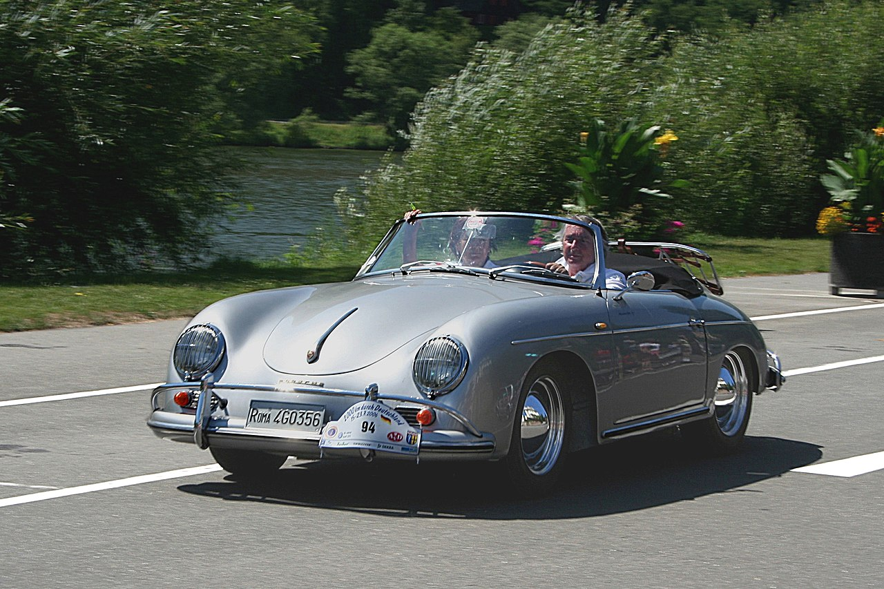 File Porsche 356 A Convertible 1600 S Bj 1958 2006 07