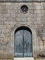 Porta Igrexa parroquial Refoxos, Cortegada.jpg
