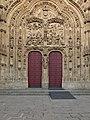 Portada del Nacimiento o del Perdón, Catedral Nueva de Salamanca.jpg