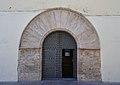 Portalada del convent de santa Clara de Gandia.JPG