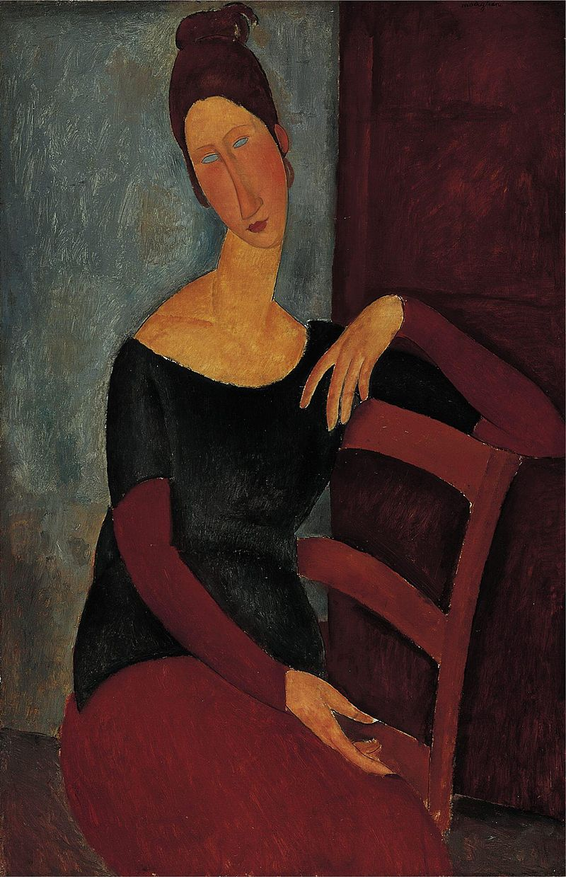 Portrait-of-the-Artist's-Wife 1918 Amedeo Modigliani.jpg
