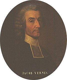 Jacob Vernes Genevan Protestant minister
