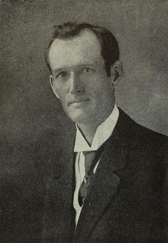 Harold Bell Wright - Image: Portrait of Harold Bell Wright