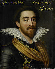 Portrait of Philip Ernst (1585-1629), Count of Hohenlohe zu Langenburg