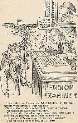 Veteran's pension (United States) - Wikipedia