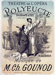 <i>Polyeucte</i> (opera) opera
