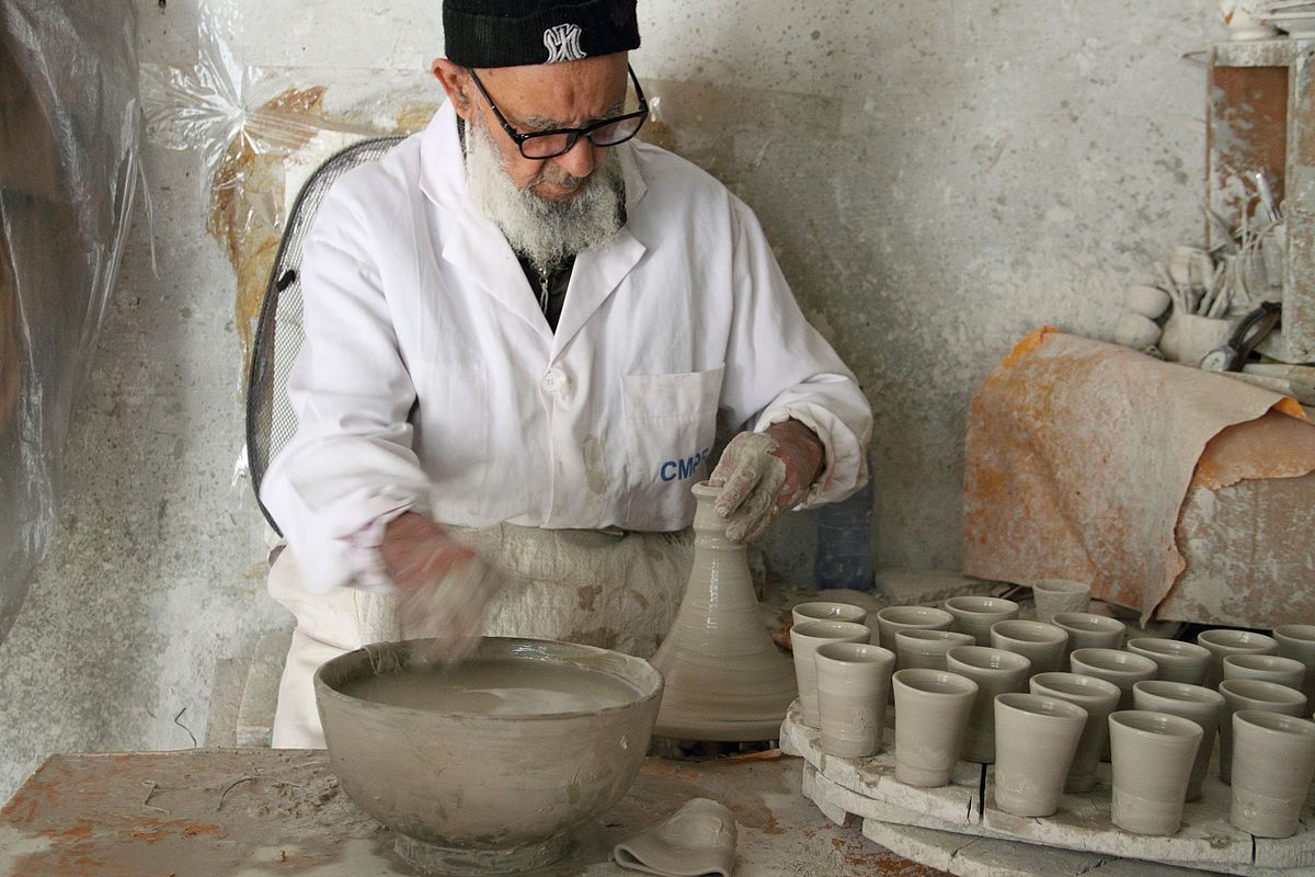 Pottery Wiktionary