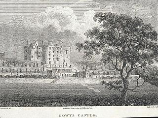 Powys Castle