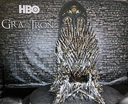 Poznań Pyrkon 2015 Game of Thrones Gra o Tron HBO.JPG