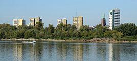 Praski brzeg Wisły 2011.jpg