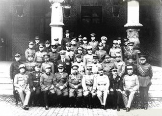 International Committee of Military Medicine -  First International Assembly of Medical Services of the Armies, Navies and Air Forces, July 1921, Belgium