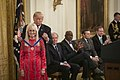 President Donald J. Trump Presents Medal of Freedom to Miriam Adelson - 45863432542.jpg