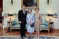 President Ronald Reagan and Nancy Reagan with Lady Bird Johnson.jpg