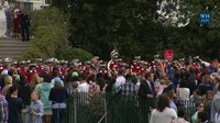 File:President Trump Participates in the White House Easter Egg Roll.webm