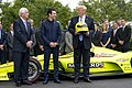 President Trump and the Indy 500 Winner (48051779032).jpg