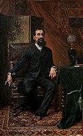 Presidente Rojas Paúl (1890) de Cristobal Rojas.jpg