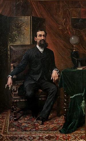 Juan Pablo Rojas Paúl - Image: Presidente Rojas Paúl (1890) by Cristobal Rojas