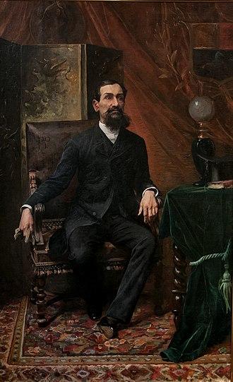 United States of Venezuela - Image: Presidente Rojas Paúl (1890) by Cristobal Rojas