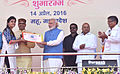 Prime Minister Narendra Modi at the launch event of 'Gram Uday Se Bharat Uday' (2).jpg