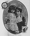 Princess Victoria Melita of Saxe-Coburg and Gotha, and her daughter Princess Elisabeth of Hesse and by Rhine.jpg