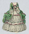 Print, Paper Doll and Costume in Emerald Green and Pink Roses, 1876–80 (CH 18344267).jpg