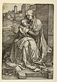 Print, The Virgin Sitting by a Wall, 1514 (CH 18096897).jpg