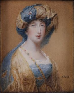 Priscilla Bertie, 21st Baroness Willoughby de Eresby English Baroness