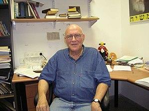 Benjamin Beit-Hallahmi - Image: Professor Benny Beit Hallahmi