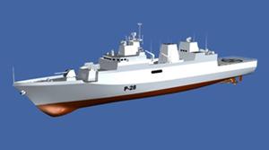 Kamorta-class corvette - Wikipedia