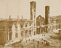 Providence's Union Station the day after the midnight fire February 21, 1896.jpg