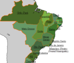 Provinces of Brazil in 1825, without international borders.png