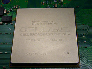 "PlayStation 3 technical specifications - PS3 CPU-""Cell Broadband Engine"""