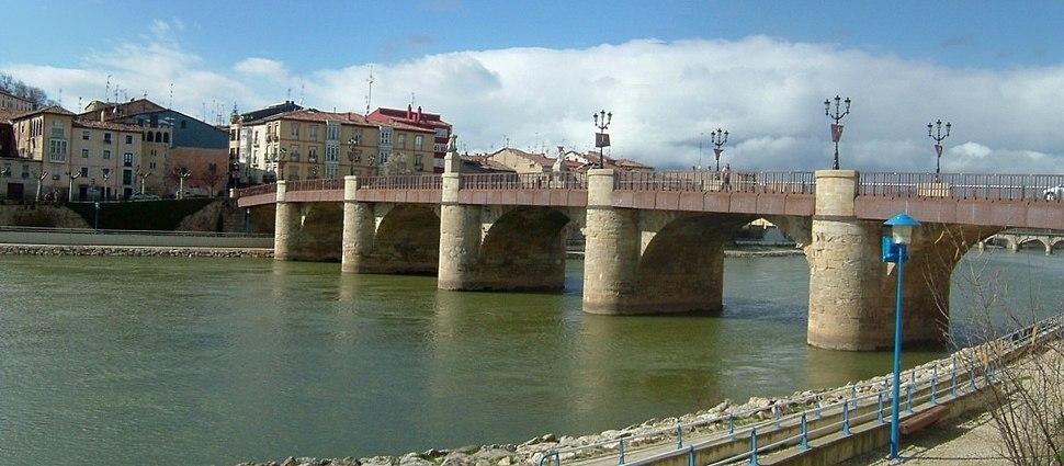 Puente Carlos III Miranda