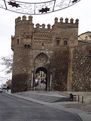 Puerta del Sol Toledo..JPG