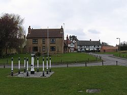 Pump on The Green Yaxley - geograph.org.uk - 379716.jpg