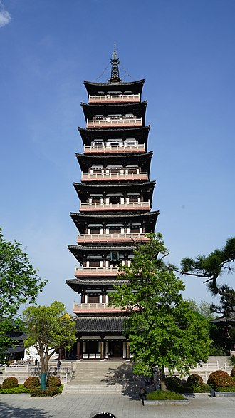 Daming Temple - Qiling Temple
