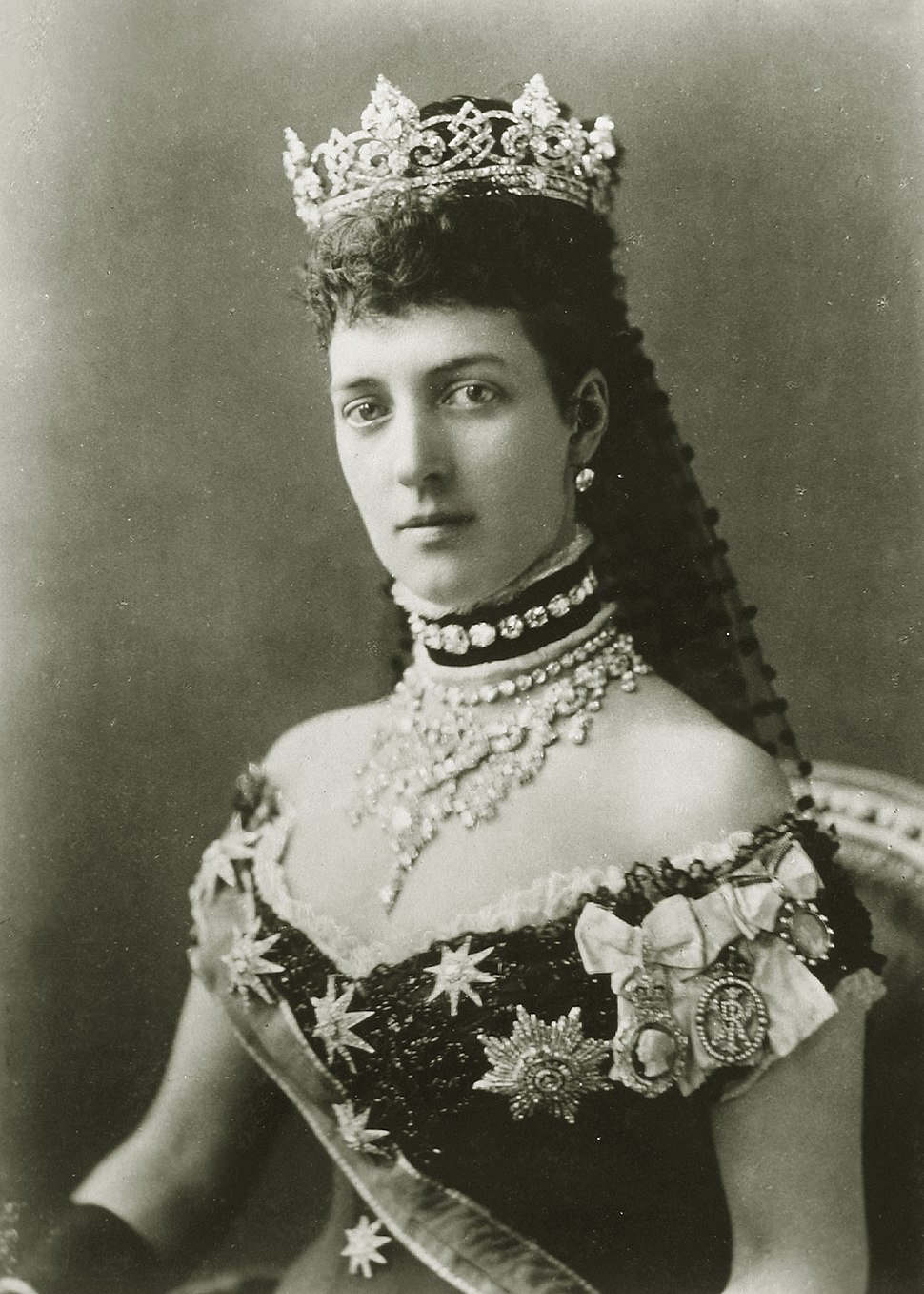 Queen Alexandra, the Princess of Wales