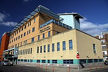 Queen Charlotte's and Chelsea Hospital, London in spring 2013 (7).jpg