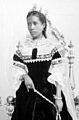 Queen Ranavalona III, Antananarivo, Madagascar, ca. 1890-1895 grayscale cropped.jpg