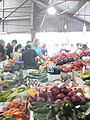 Queen Victoria Market Fresh Vegetables.JPG