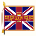 Queens Colour-2Bn-24th Foot.png