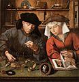 Quinten Massijs (I) - The Moneylender and his Wife - WGA14281.jpg