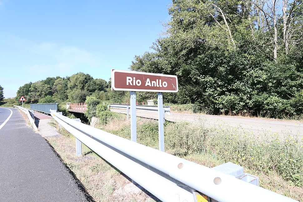 Río Anllo (Galiza)